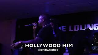 HOLLYWOOD HIM  LIVE IN PHILLY