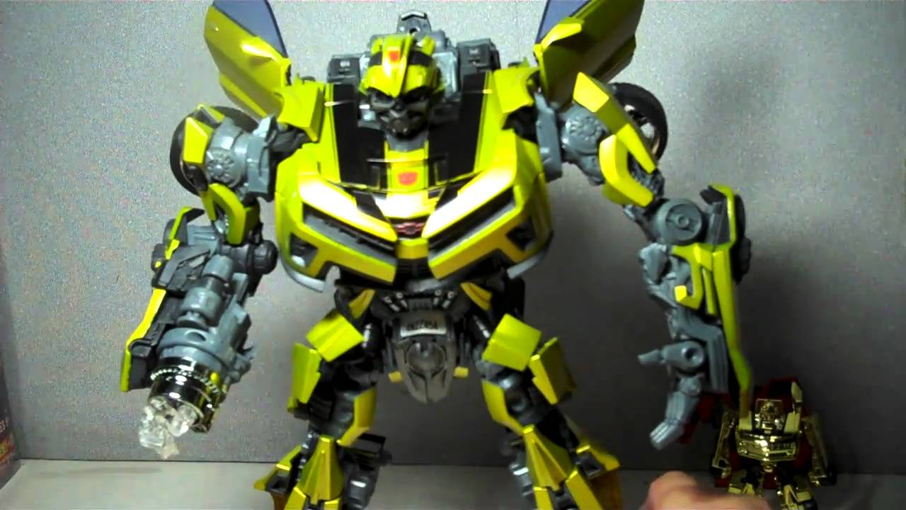 Transformers Battle Ops Bumblebee Robot Mode Costco ...