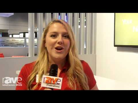InfoComm 2015: rAVe Visits the InfoComm International Booth