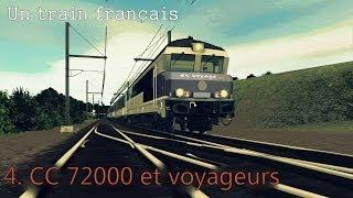 Un train français | 4. CC72000 et voyageurs