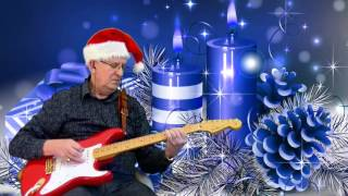 Blue Christmas - Elvis Presley - Instrumental cover by Dave Monk