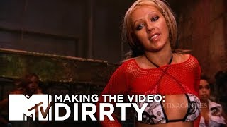 Christina Aguilera - Making The Video: Dirrty (HD)