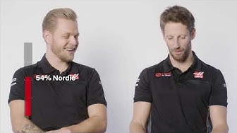 How Nordic Are You? with Kevin Magnussen and Romain Grosjean | Netflix