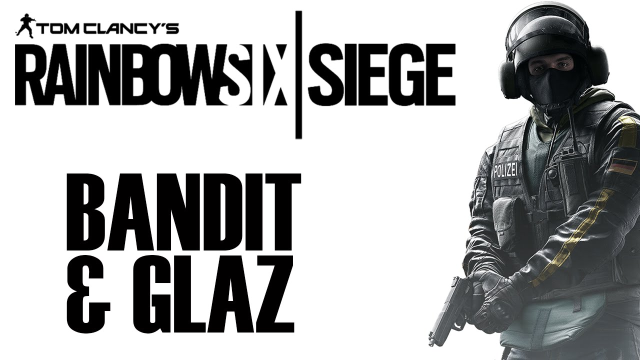 Rainbow Six Siege Beta Start