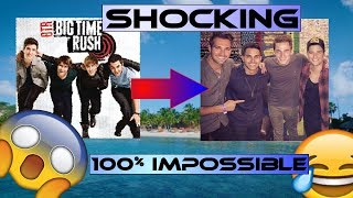 BIG TIME RUSH TRY NOT TO SING 99% WILL FAIL (HARDEST CHALLENGE)