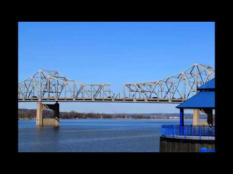 Explore The Peoria Skyline On A Beautiful Day!