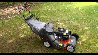Husqvarna R 152 SV || Honda GCV 160 ||Test kosiarki, wady i zalety #27