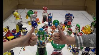 MEGA M&M's TOY COLLECTION
