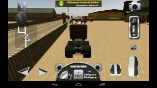 Truck Simulator 3D game for Android
