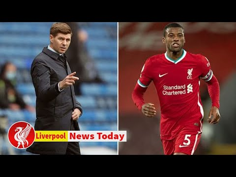 Download Steven Gerrard has already given Liverpool approval for £10m Gini Wijnaldum replacement - news ...