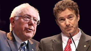 Gambar cover STUNNING: Rand Paul vs Bernie Sanders on Healthcare