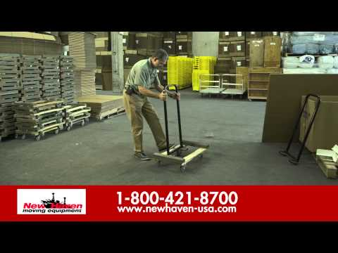 Dolly Converter By New Haven Moving Equipment -- Converts Your 4 Wheel Dollies Into A Panel Cart