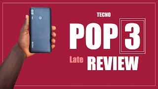 Tecno Pop 3 Review - Way under the radar!