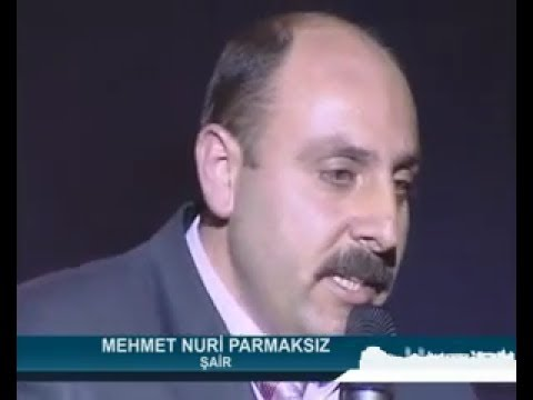 Mehmet Nuri Parmaksız -6. Altındağ Şiir Akşamları 2011 - YouTube