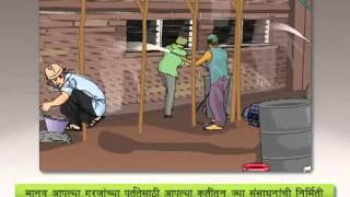 e class  10th Standard   Geography Chap#9   Marathi Medium