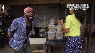 maggi backslide || caught at the bear palour || imo onye okada - Chief Imo Comedy
