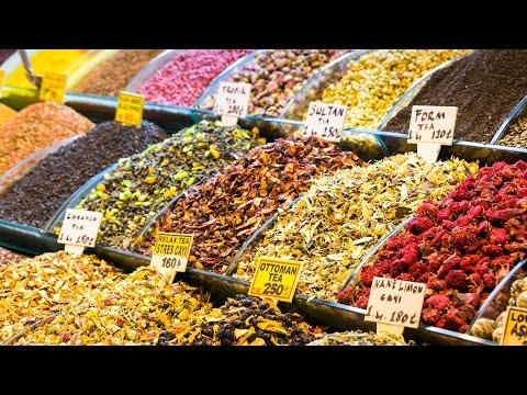 Istanbul - Egyptian Spice Market