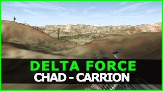 Delta Force: Chad - Carrion
