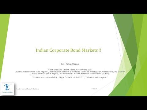 Indian Corporate Bond Market - Challenges !!