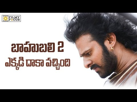 Baahubali The Conclusion Release Date Fixed - Filmyfocus.com