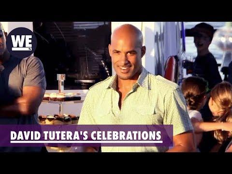 Boris Kodjoe & His Son Love the Party Yacht🛥️  David Tutera's Celebrations  WE tv