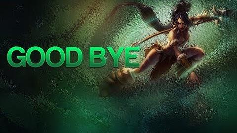 good bye old nidalee