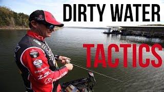 Kevin Van Dam - DIRTY WATER BASS TACTICS - KVD - Dean Silvester