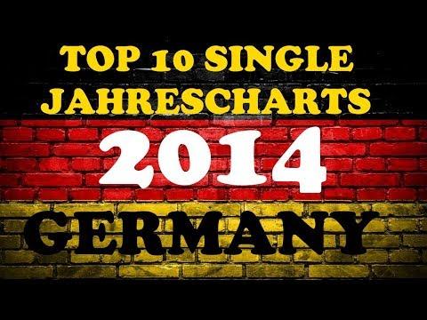 TOP 10 Single Jahrescharts Deutschland 2014 | Year-End Single Charts Germany | ChartExpress