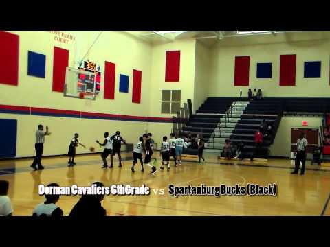 D6 Cavaliers vs Spartanburg Bucks Black Round 1 Game Bucks Invitational, Spartanburg, SC 12u
