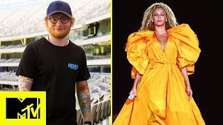 Are Beyonce & Ed Sheeran Personifying Gender Double Standards? | MTV News Unfiltered
