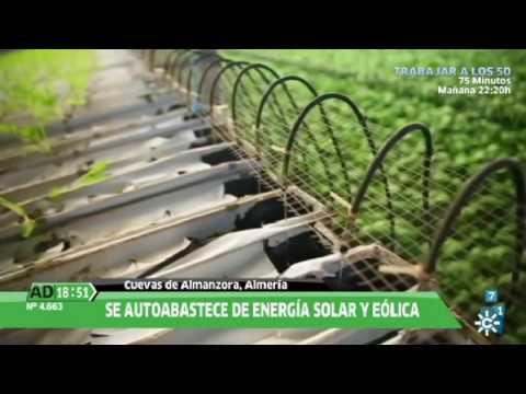 Andalucía Directo | El invernadero más moderno de Europa