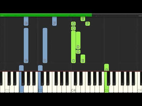 Stephen Schwartz - Defying Gravity (from the Broadway Musical Wicked) - Easy Piano Tutorials