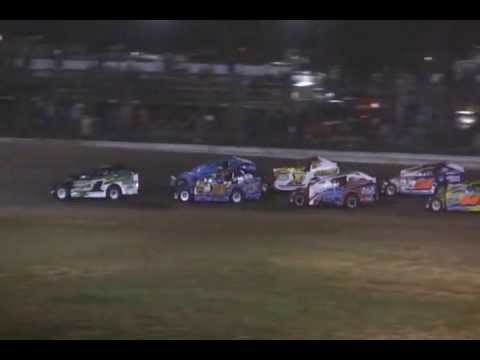 Ark-La-Tex - Southern Dirt Modifieds - Feature - October 19, 2013