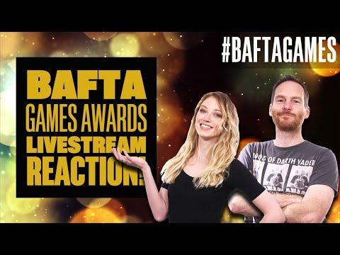 BAFTA Games Awards 2020 Livestream Reaction!