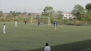 Dakindafc Vs Nigeria U17 Camp Team