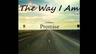 """名古屋で活動中のエモーショナルロックバンド """"The Way I Am"""" の1st DE..."""