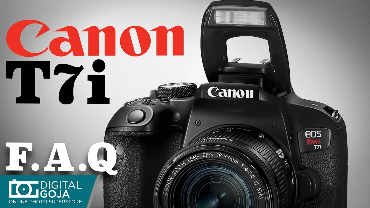A quick guide to using your canon digital rebel xt.