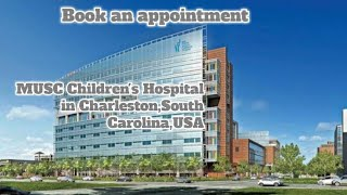 MUSC Children's Hospital in Charleston,South Carolina,USA
