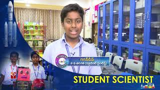 T-SAT || Student  Scientist - Episode -1 || With Experts