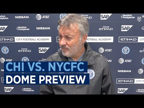 DOME PREVIEW | Chicago Fire vs. NYCFC
