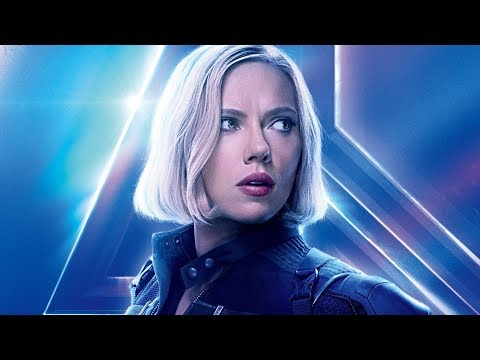 It's Time To Talk About That Black Widow Scene In Endgame