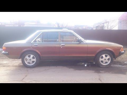 Форд Гранада Реставрация ( Ford Granada Restoration )