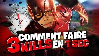 COMMENT FAIRE 3 KILLS EN 1 SECONDE SUR FORTNITE