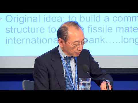 The International Atomic Energy Agency at 60 Conference pt 4