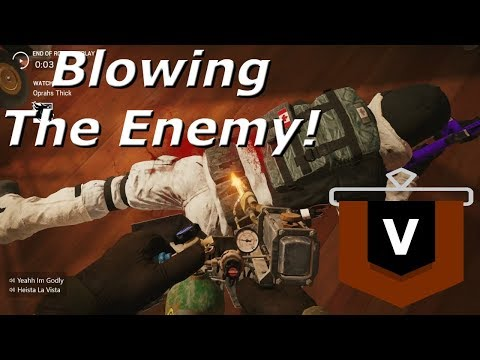 Blowing The Enemy! Road To Copper