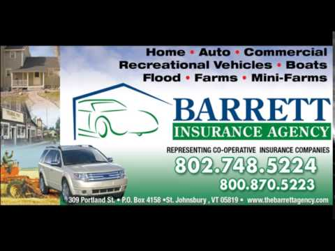 Barrett Insurance Homeowners Insurance St Johnsbury Vt