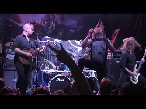 """Cattle Decapitation """"Manufactured Extinct / Prophets of Loss"""" (HD) (HQ Audio) Live 8/1/2015"""