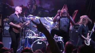 "Cattle Decapitation ""Manufactured Extinct / Prophets of Loss"" (HD) (HQ Audio) Live 8/1/2015"