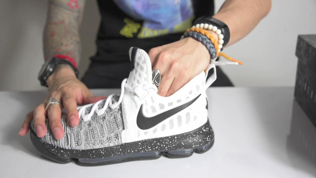 eb3ea905c92e Nike KD9  Review  (Thai) - YouTube