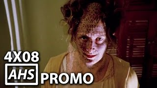 "American Horror Story: Freak Show 4x08 Promo ""Blood Bath"""
